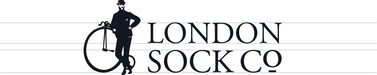 London Sock Company logo design and branding