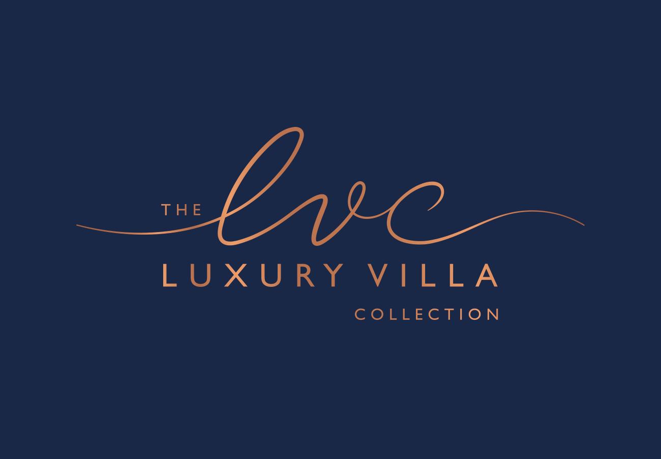 The Luxury Villa Collection logo design